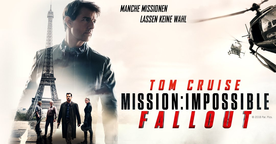 不可能的任務:全面瓦解 Mission: Impossible – Fallout